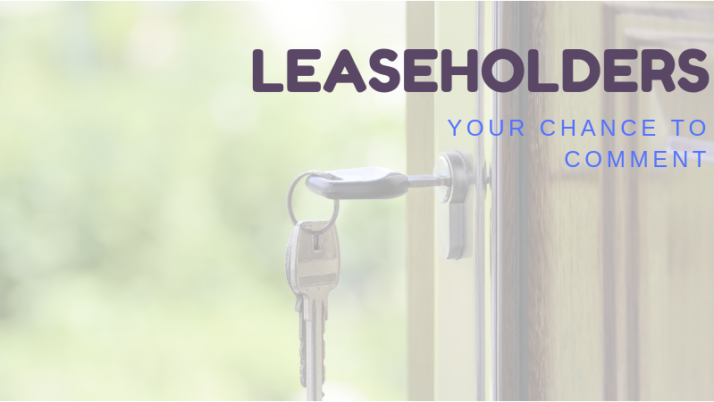 ALL CHANGE FOR LEASEHOLDERS: